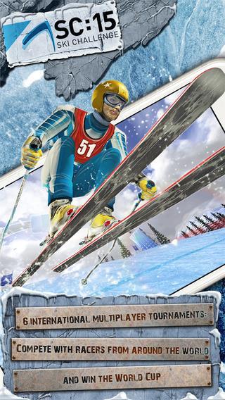 Ski Challenge 15 - Imagem 1 do software