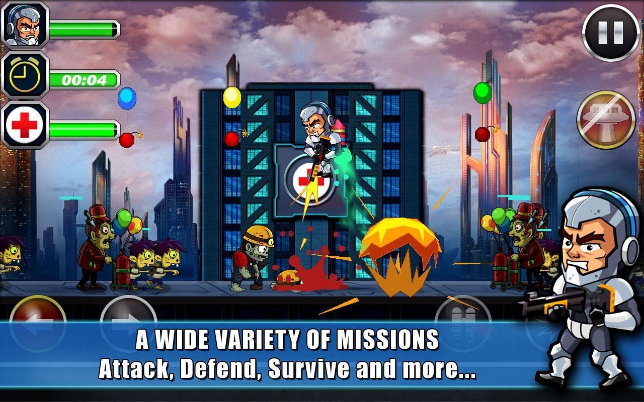 Zombie Busters Squad - Imagem 1 do software