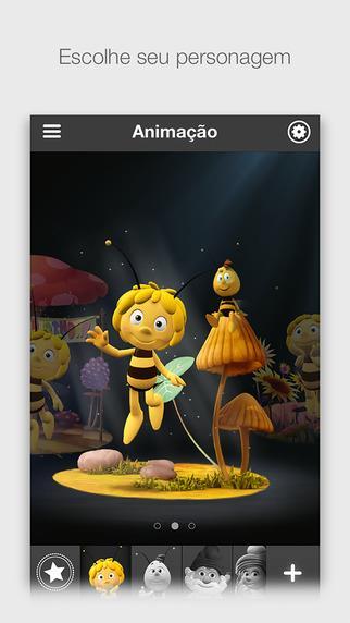 Zoobe - mensagens de video animado em 3D - Imagem 1 do software