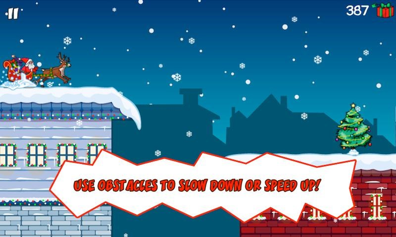 Santa Dash Free - Imagem 1 do software