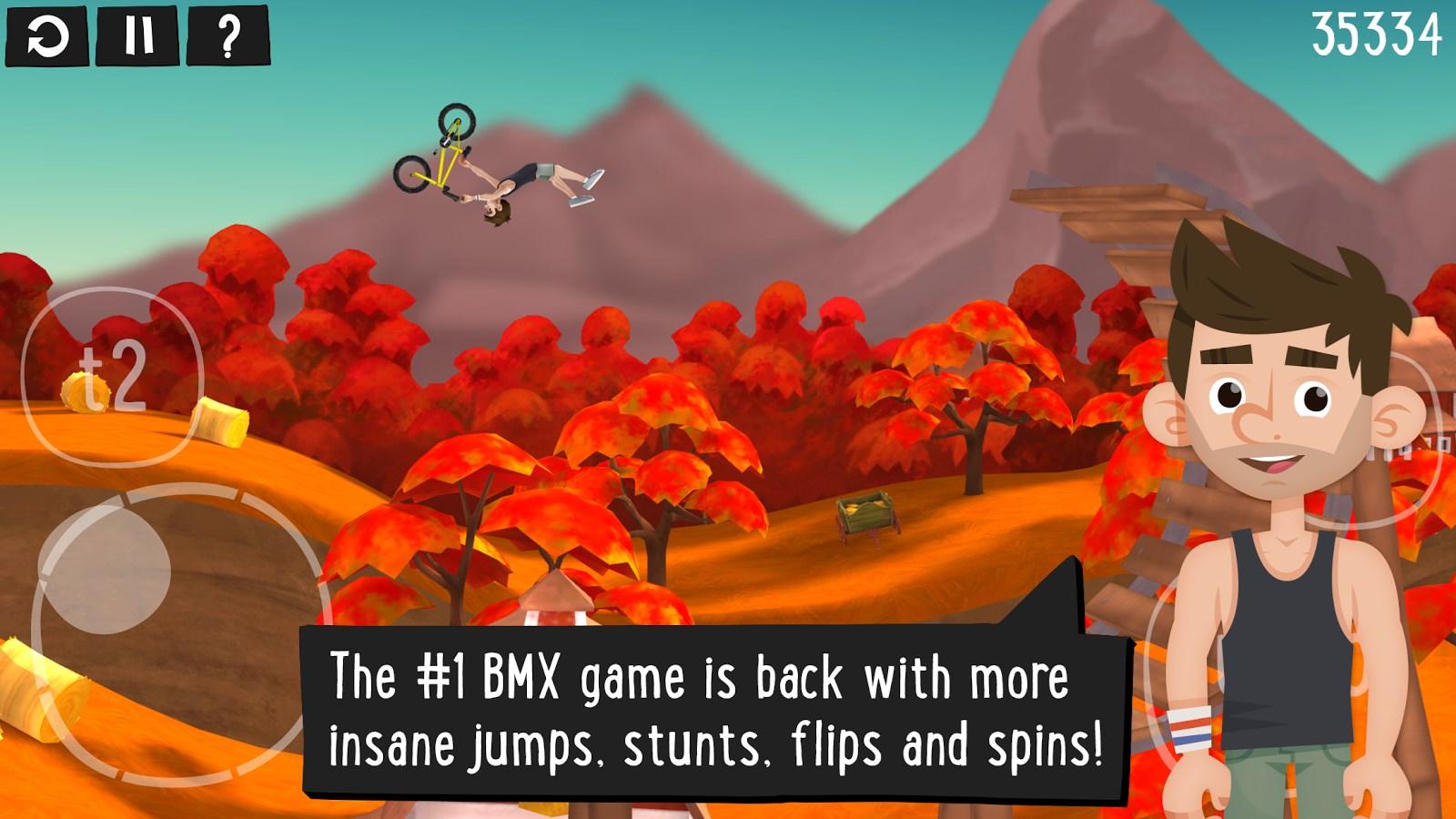 Pumped BMX 2 - Imagem 1 do software