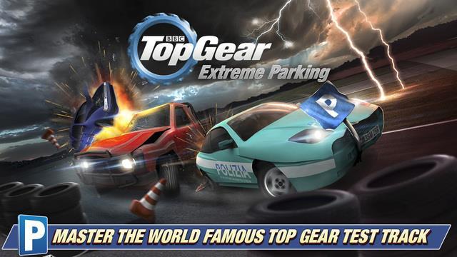 Top Gear: Extreme Parking - Imagem 1 do software