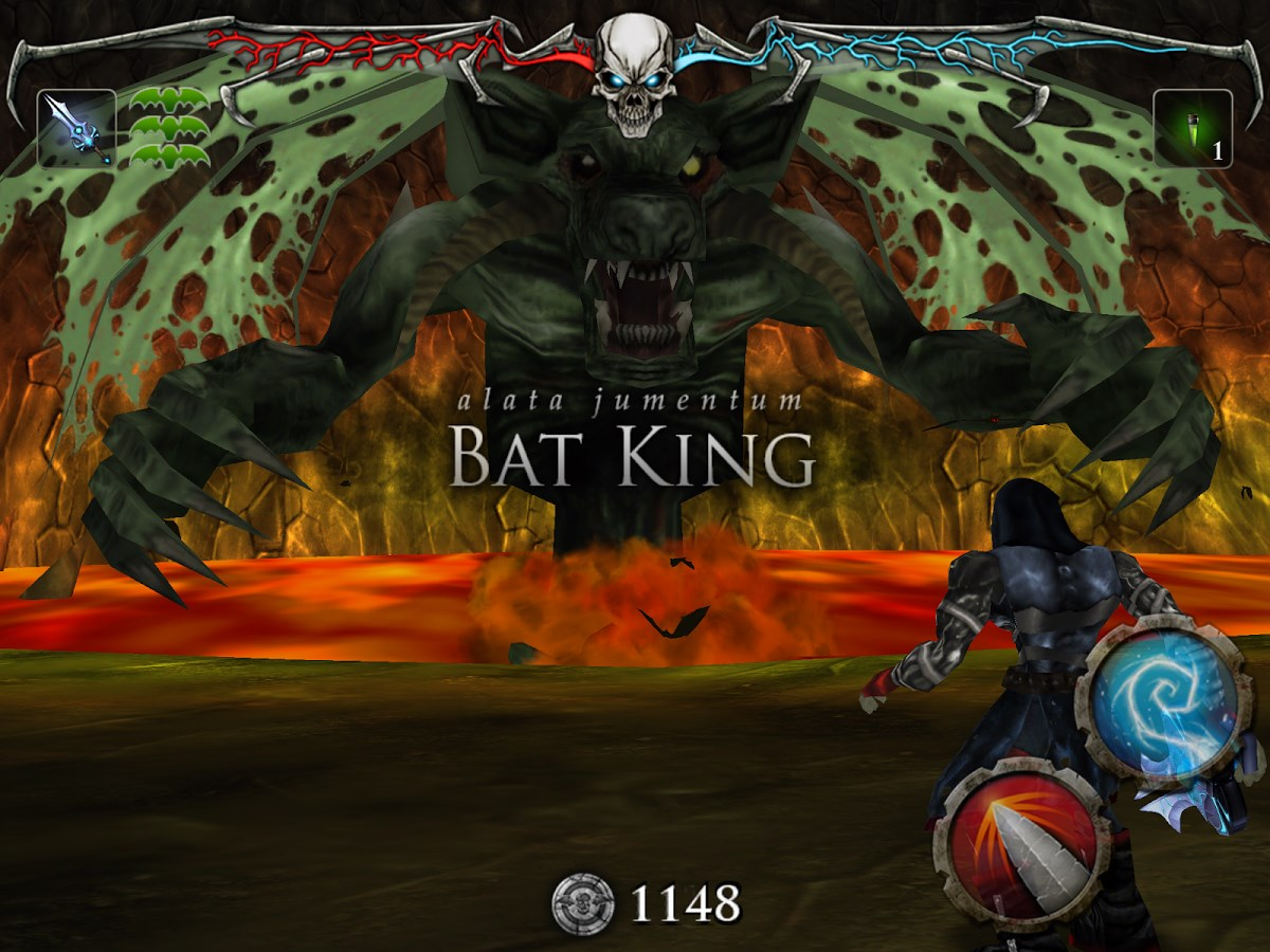 Hail to the King: Deathbat - Imagem 1 do software