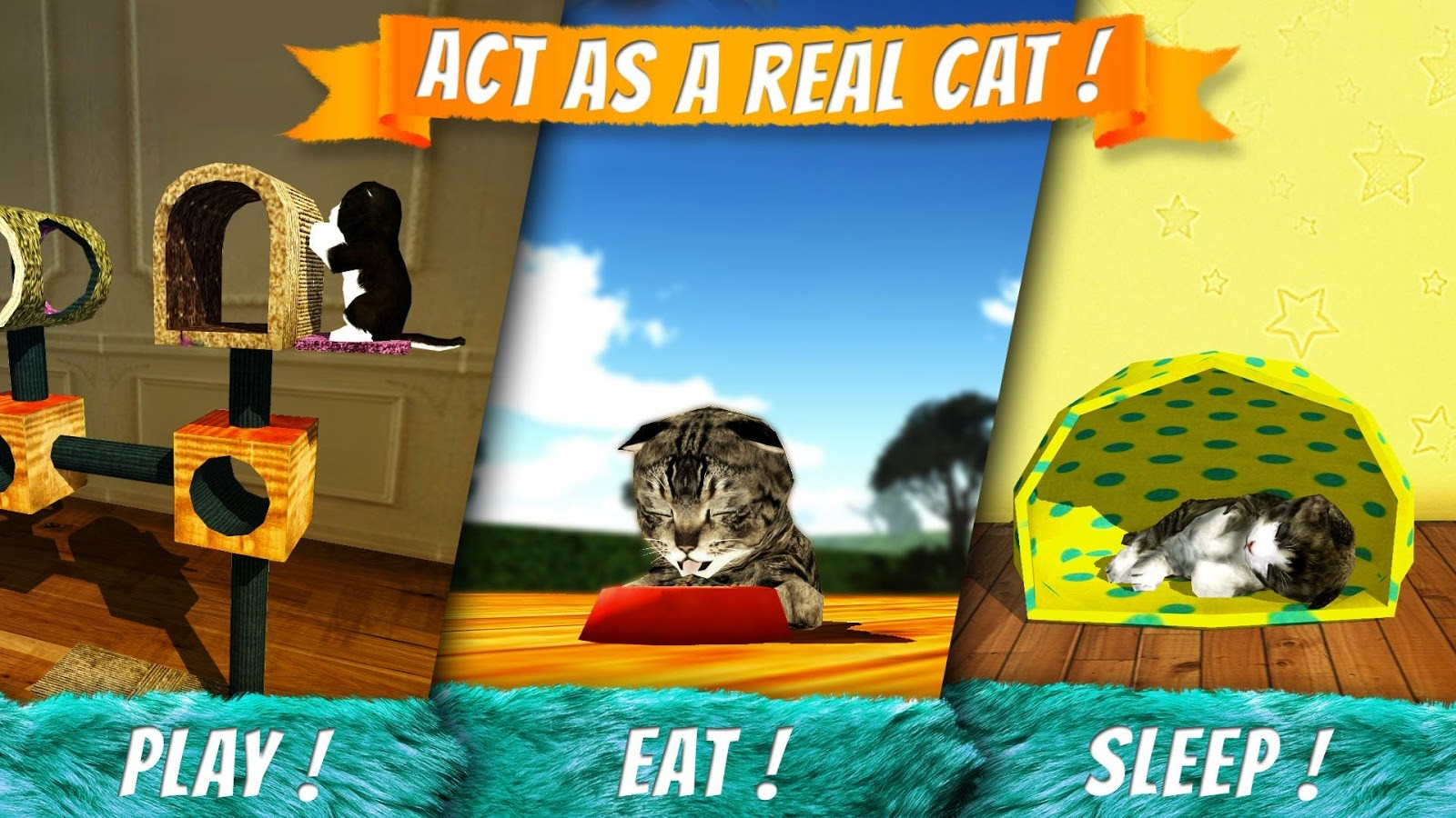 Cat Simulator 3D - Imagem 1 do software