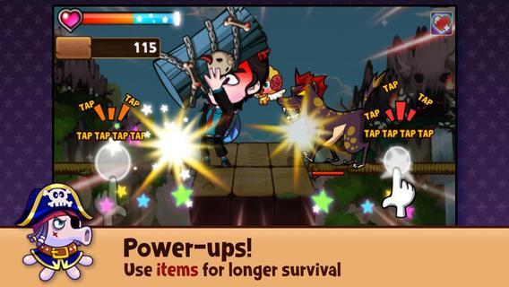 Jungle Man: Strike - Imagem 1 do software