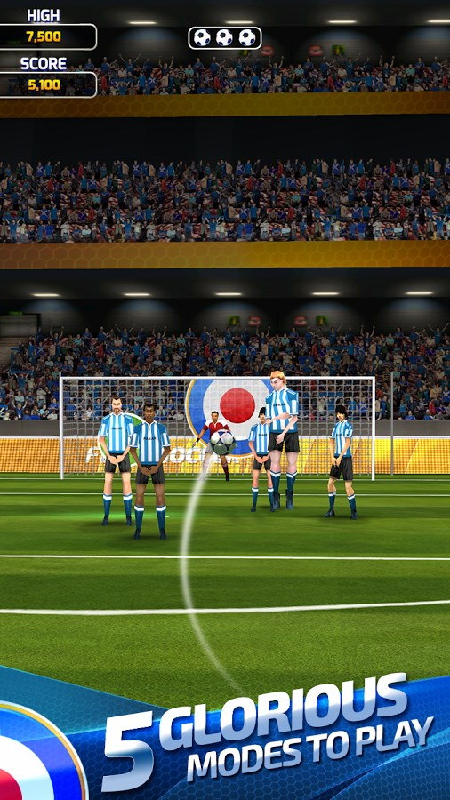 Flick Soccer 15 - Imagem 1 do software