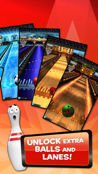 Bowling Friends - Imagem 2 do software