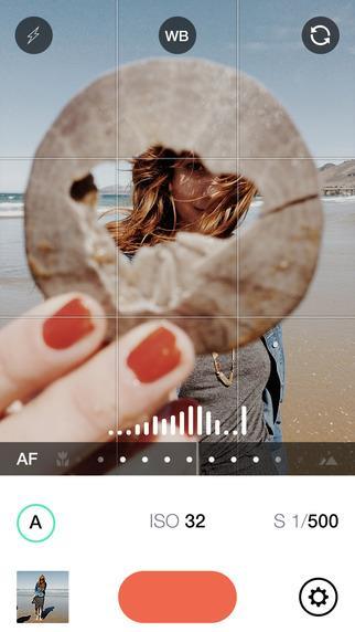 Manual - Custom exposure camera - Imagem 1 do software