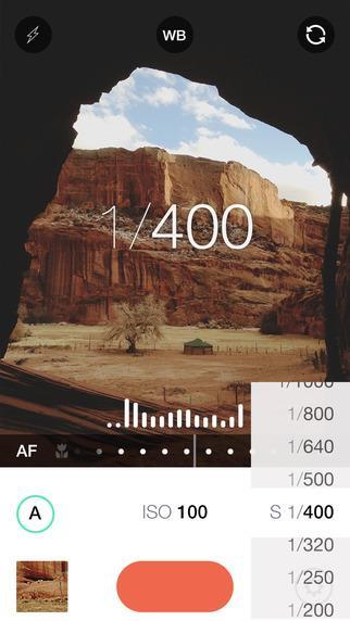 Manual - Custom exposure camera - Imagem 2 do software