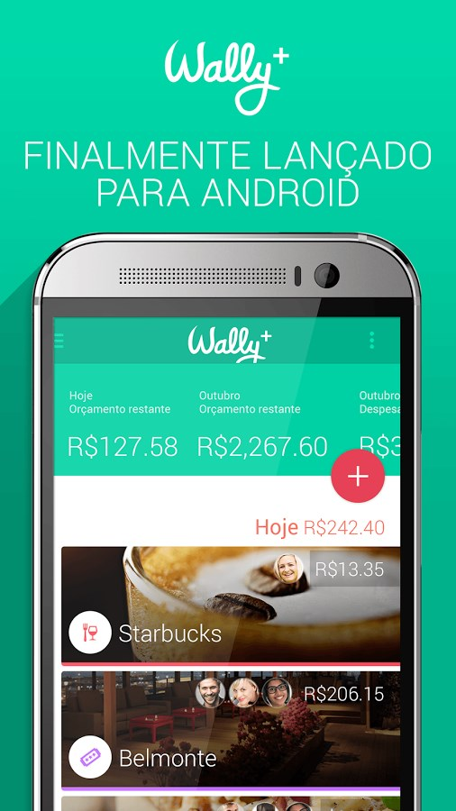 Wally+ - Imagem 2 do software