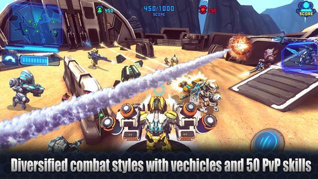 Star Warfare 2: Payback - Imagem 1 do software