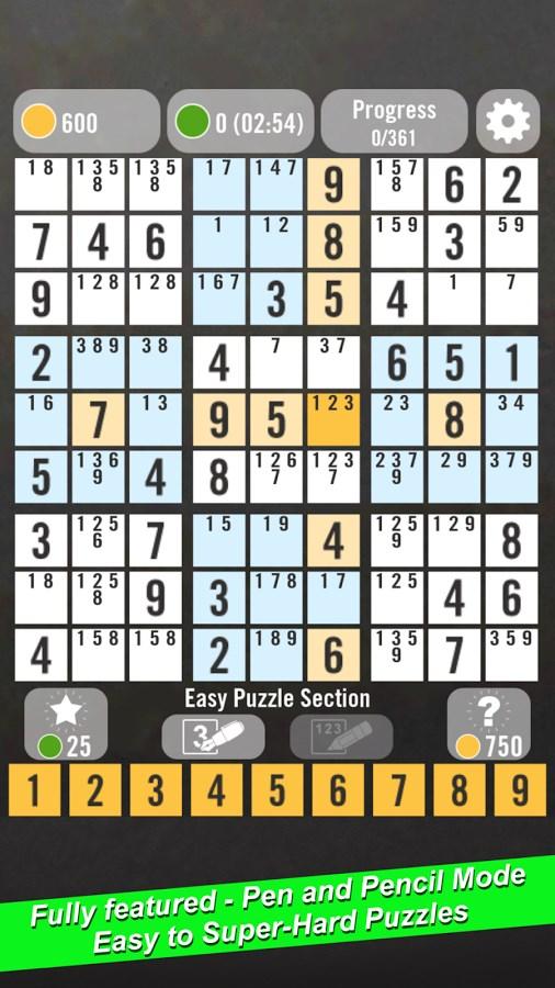 World`s Biggest Sudoku - Imagem 2 do software