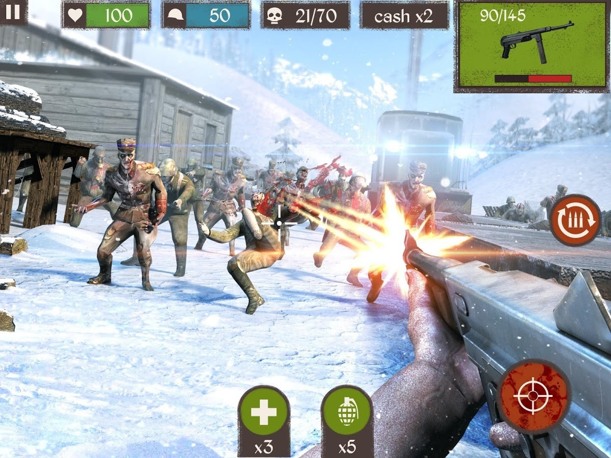 Zombie Call: Trigger Shooter - Imagem 1 do software