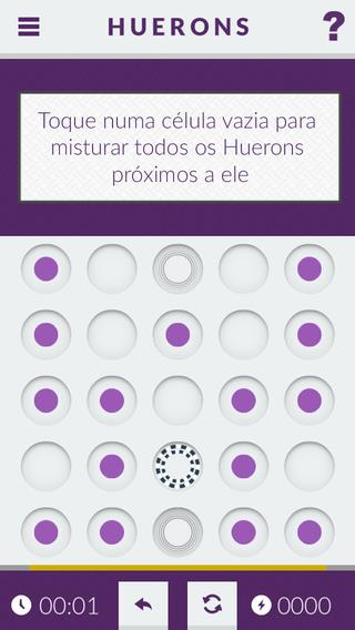 Huerons - Imagem 2 do software