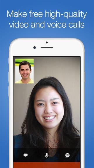 imo chat e chamadas de vídeo - Imagem 1 do software