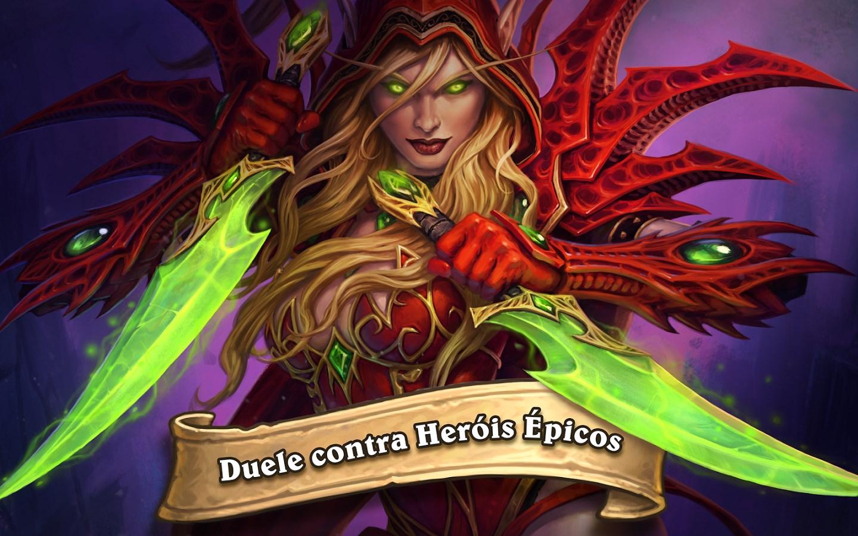 Hearthstone Heroes of Warcraft - Imagem 1 do software
