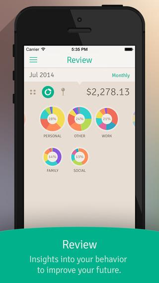 Wally - Smart Personal Finance - Imagem 2 do software