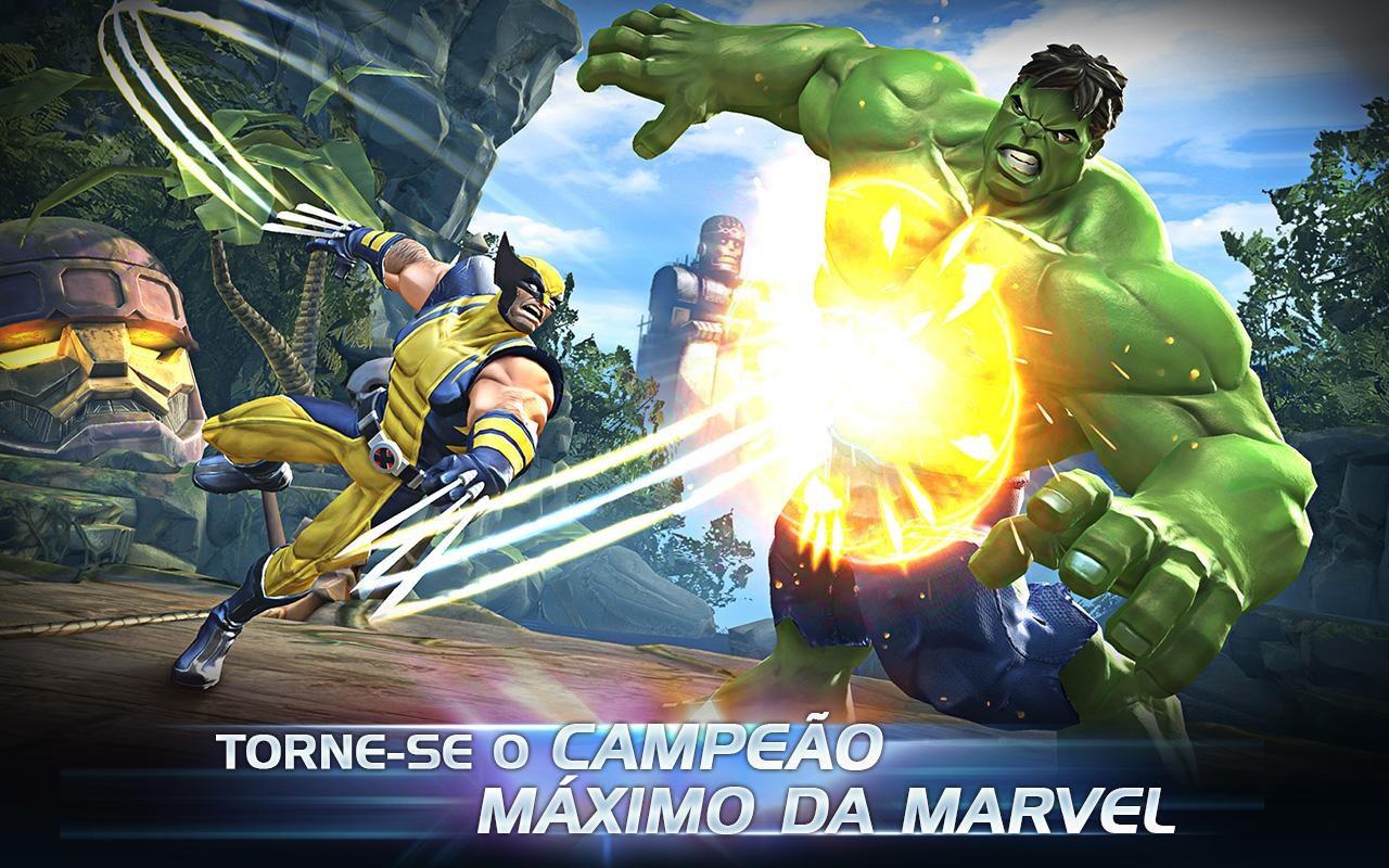 Marvel - Torneio de Campeões - Imagem 1 do software