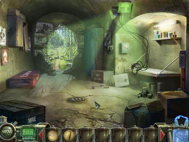 Haunted Halls: O Manicômio de Green Hills - Imagem 1 do software