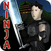Logo Ninja Rage - Open World RPG ícone