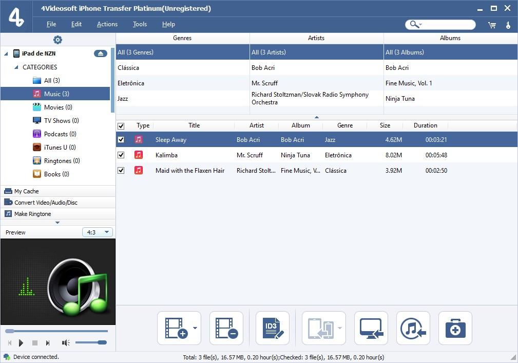 Apowersoft Free iPhone/iPad/iPod Transfer