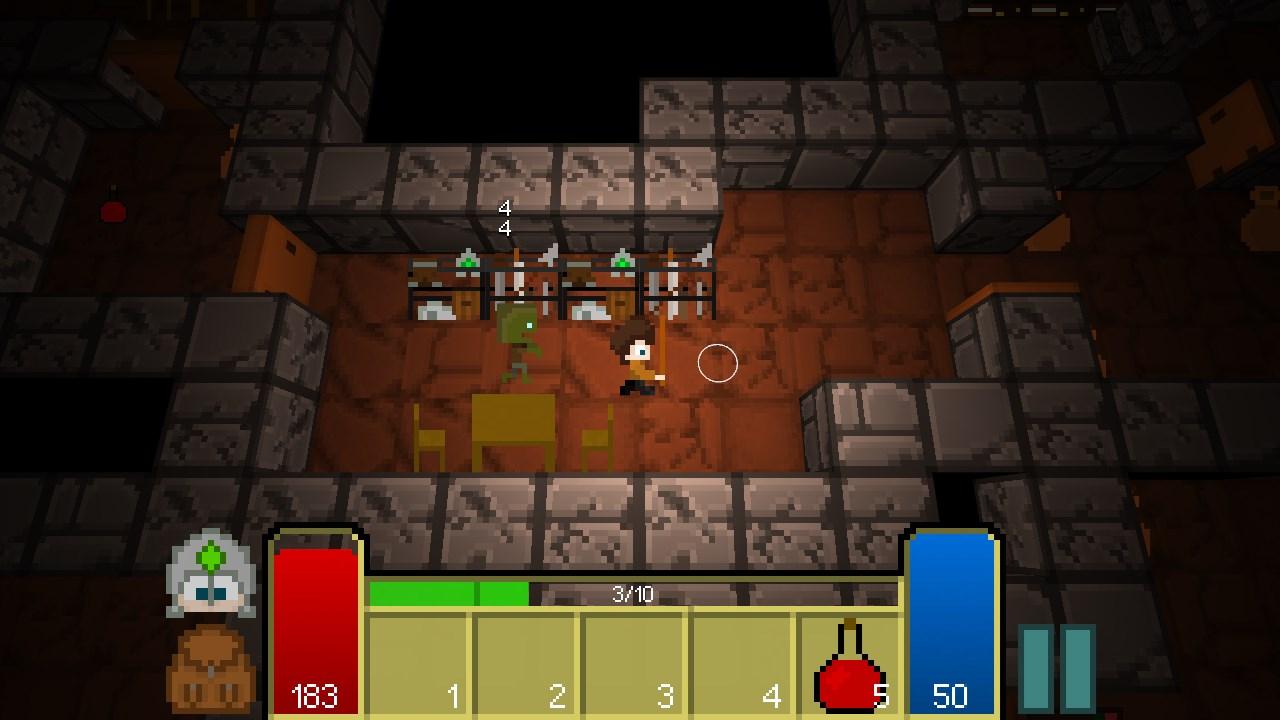 Dungeon Madness - Imagem 1 do software