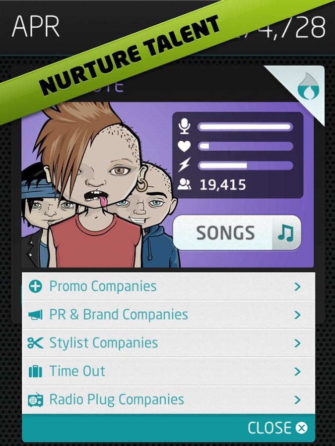 Music Inc - Imagem 1 do software