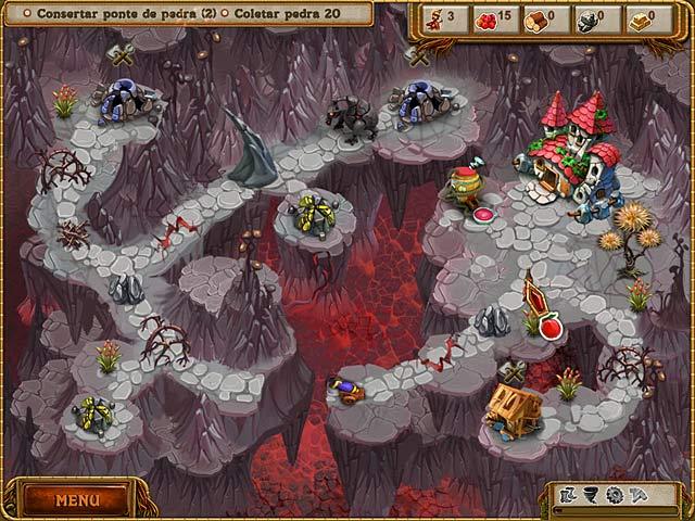 A Gnome`s Home: Em Busca do Cristal da Vida - Imagem 1 do software