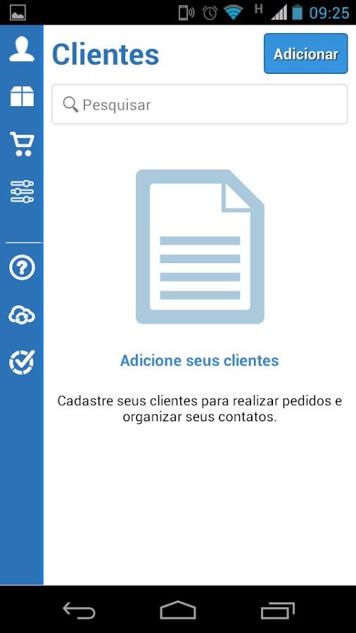 VHSYS Pedidos - Imagem 2 do software
