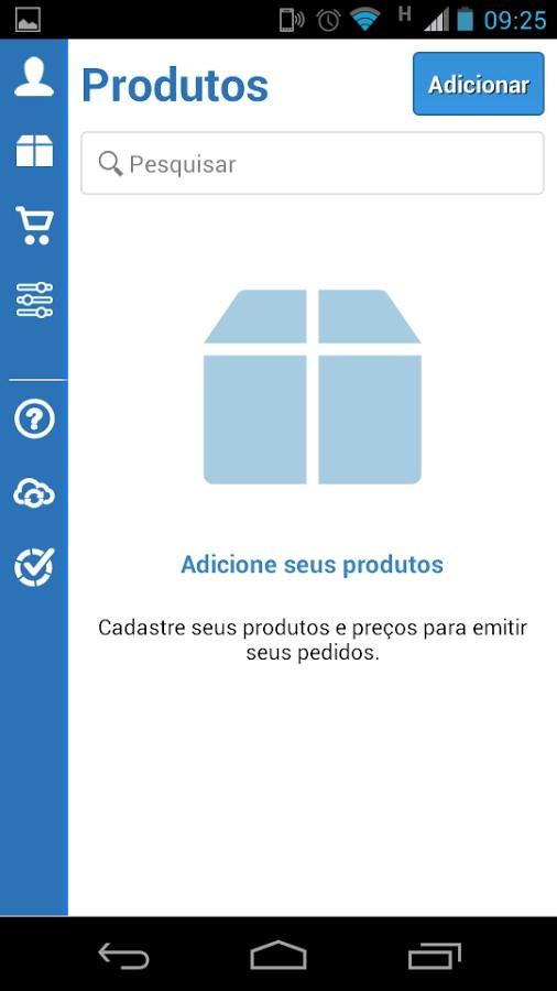VHSYS Pedidos - Imagem 4 do software