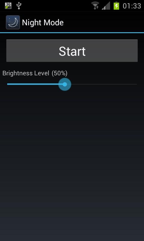 Night Mode - Imagem 1 do software
