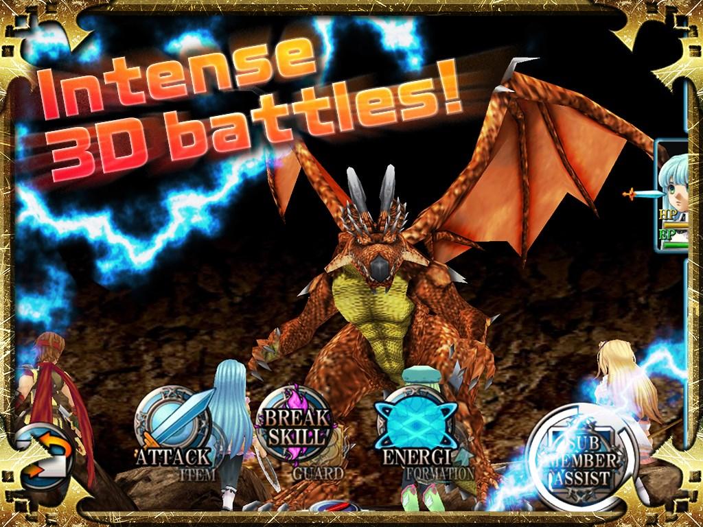 RPG Alphadia Genesis - Imagem 1 do software