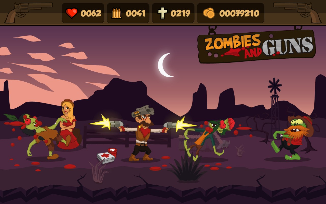 Zombies and Guns - Imagem 1 do software