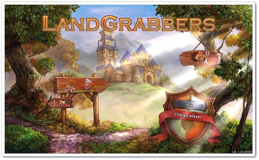 Land Grabbers - Imagem 1 do software