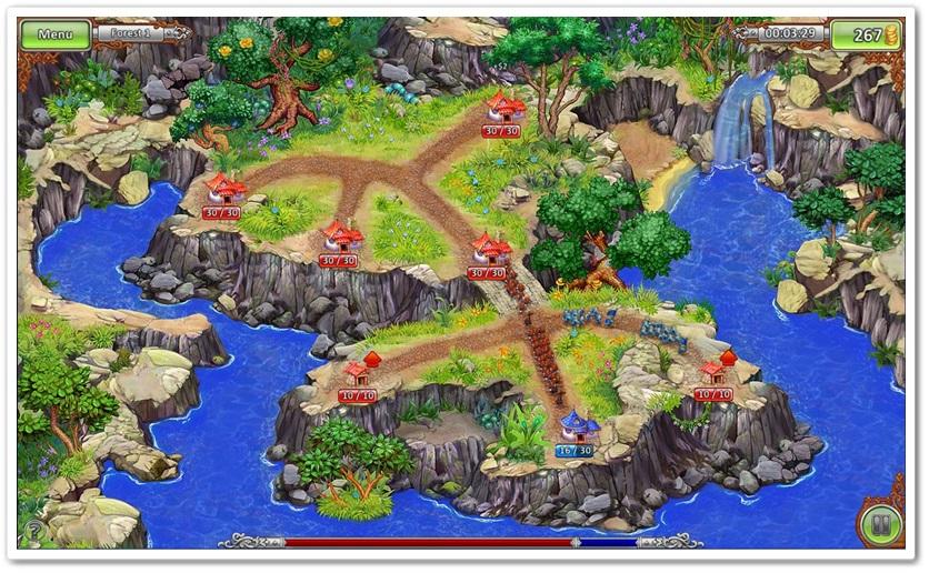 Land Grabbers - Imagem 2 do software