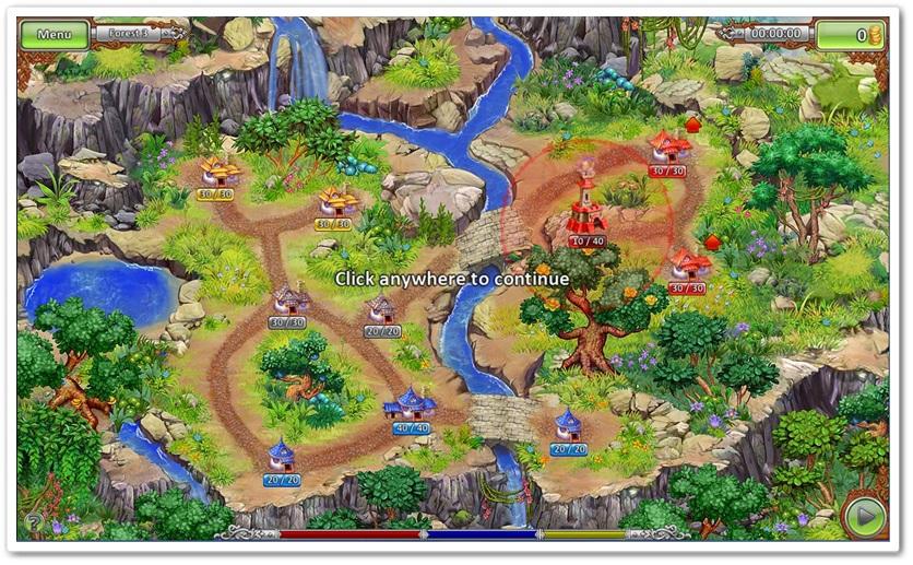 Land Grabbers - Imagem 3 do software