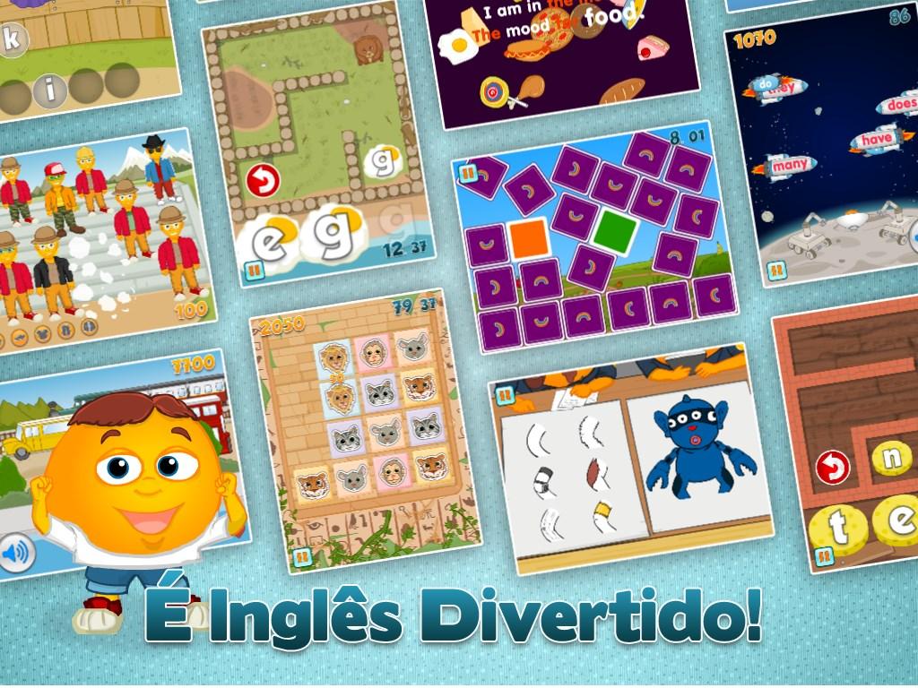 Fun English Jogos de Linguagem - Imagem 1 do software
