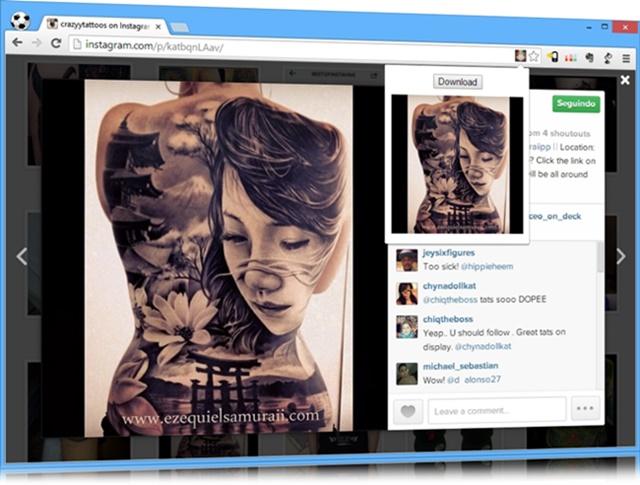 Photo Downloader for Instagram - Imagem 1 do software