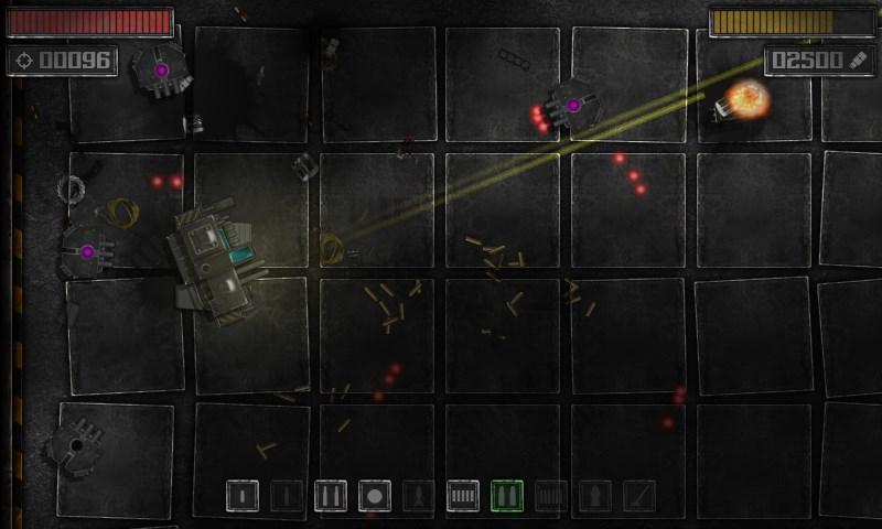 Cyber Shooter: Droid Rush - Imagem 1 do software