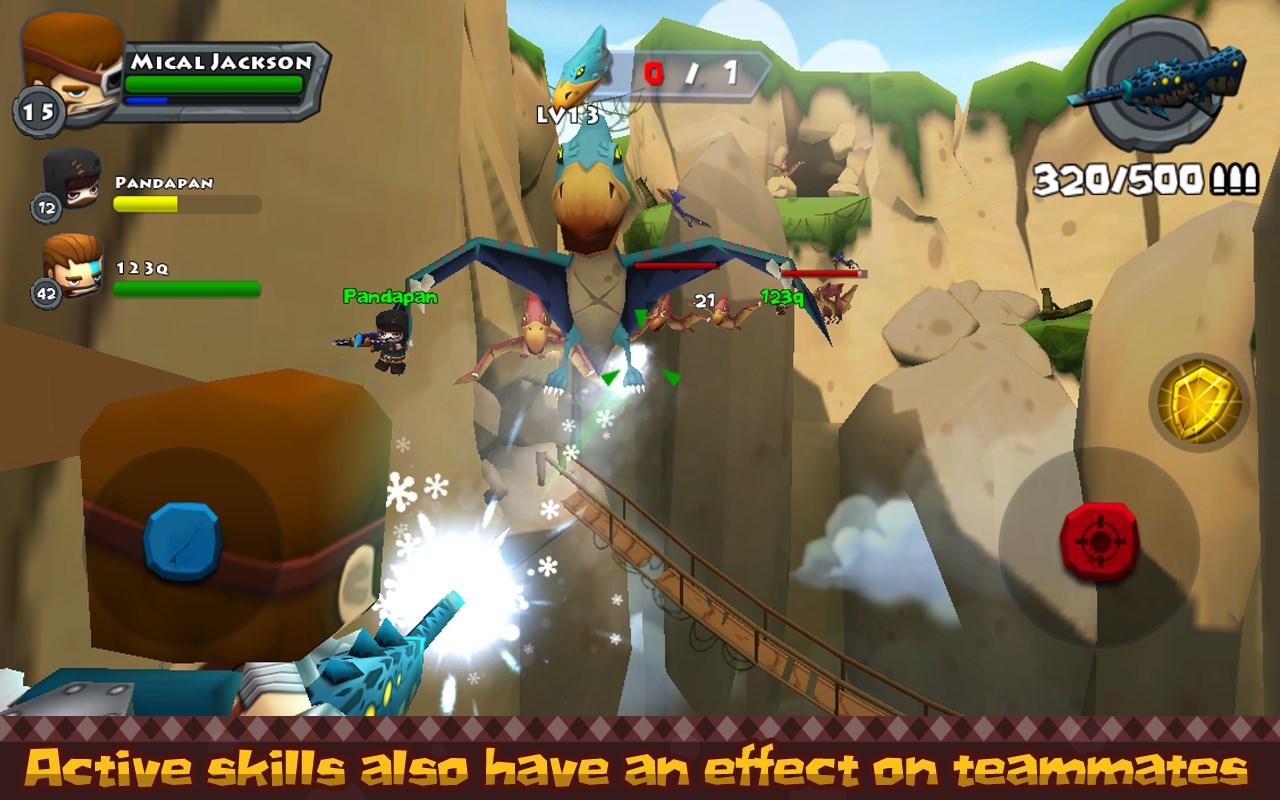 Call of Mini™ Dino Hunter - Imagem 1 do software