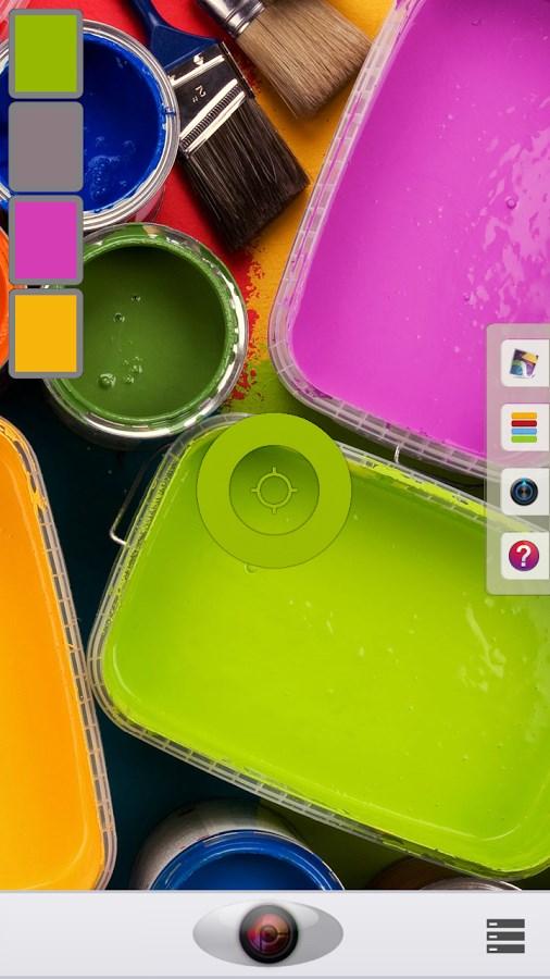 Picklor : Camera Color Picker - Imagem 1 do software