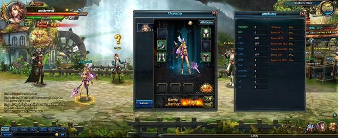 Blade Hunter - Imagem 2 do software