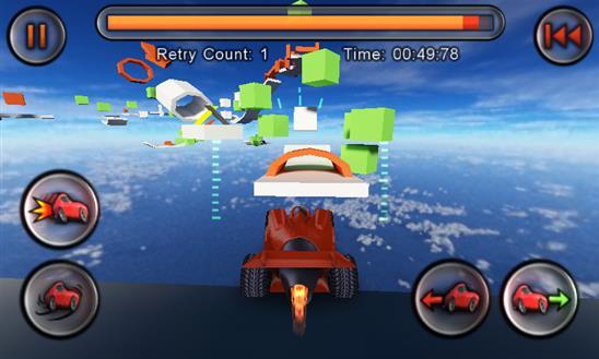 Jet Car Stunts - Imagem 1 do software