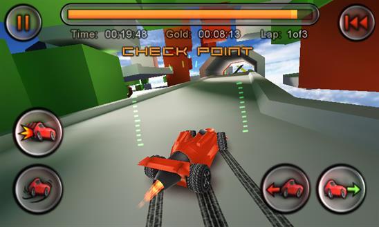 Jet Car Stunts - Imagem 2 do software