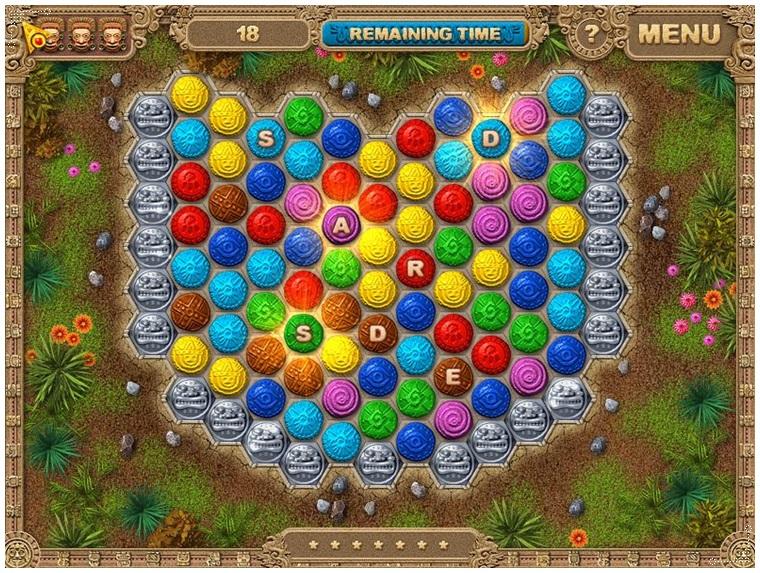 Azteca Puzzle - Imagem 1 do software