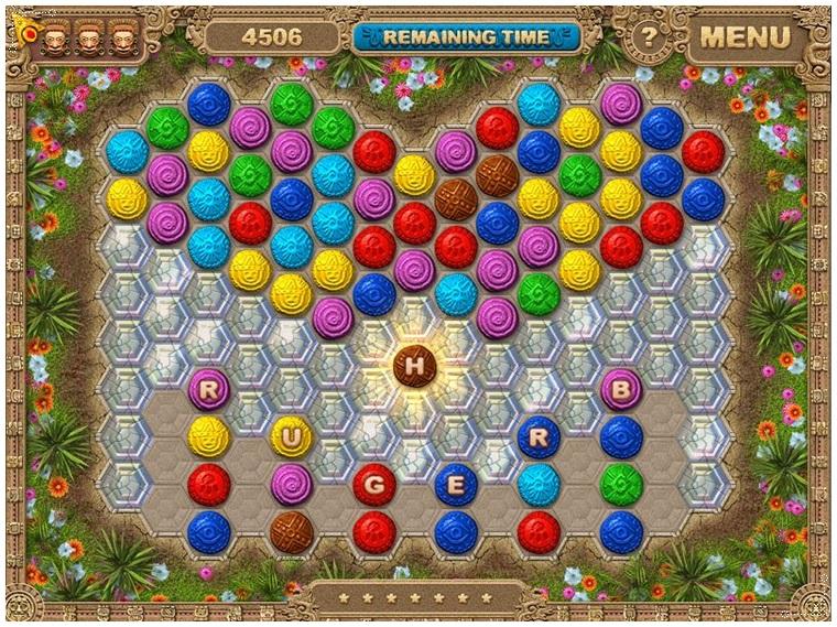 Azteca Puzzle - Imagem 2 do software