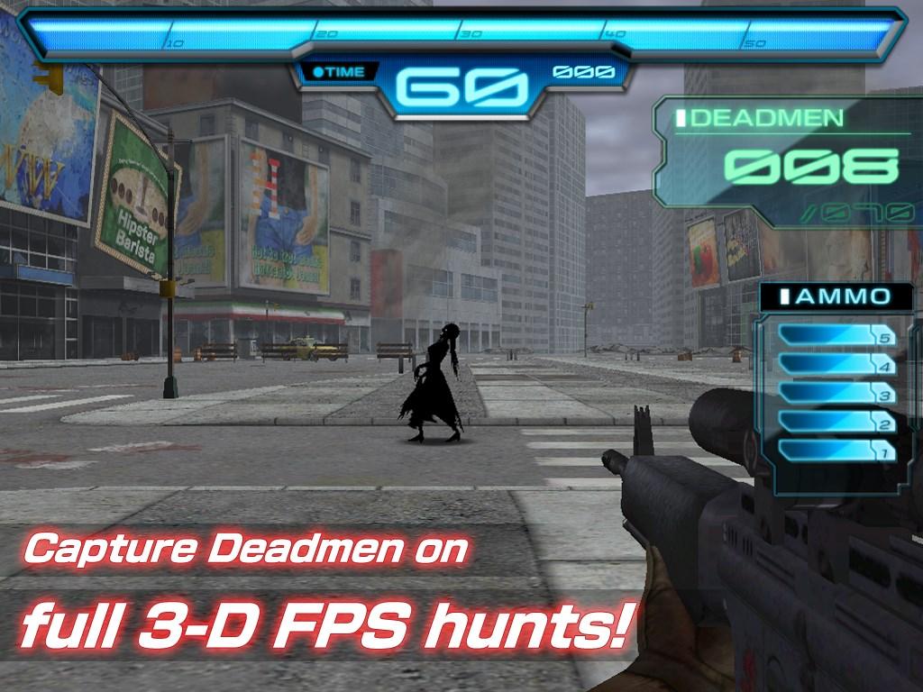 Deadman`s Cross - Imagem 1 do software