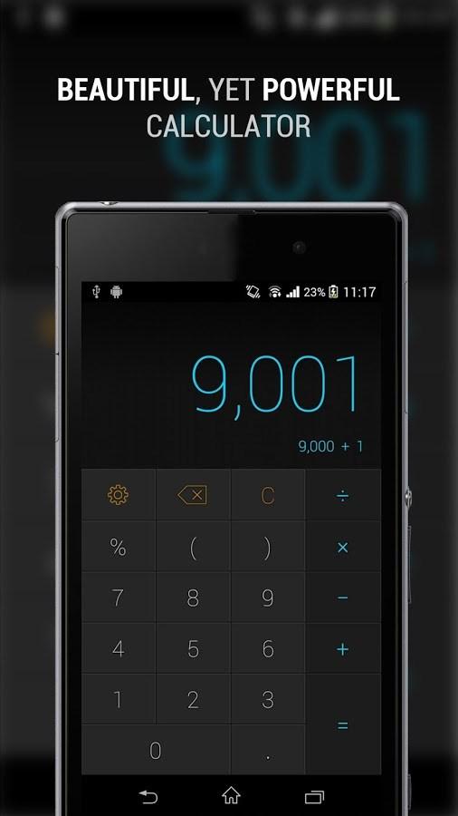 CALCU: The Ultimate Calculator - Imagem 1 do software