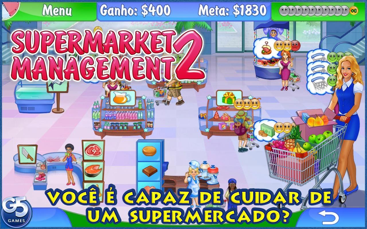 Supermarket Management 2 - Imagem 1 do software