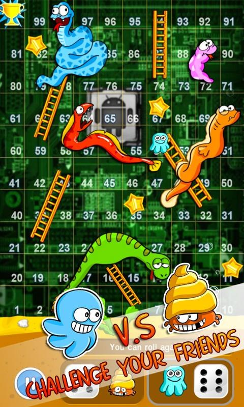 Snakes & Ladders Aquarium - Imagem 2 do software